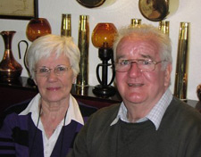Gill and Gordon Parry