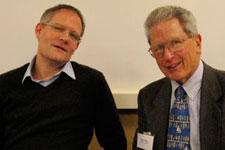 Alexander Storch and Glenn Irvine