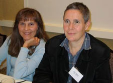 Patty Wood and Ruth Walker